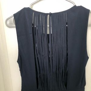 Navy French Connection Dress